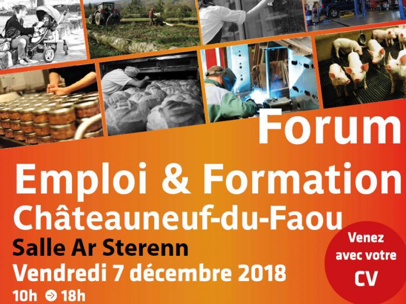 Forum Emploi & Formation